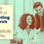 how to write marketing research report