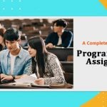 A Complete Guide About Programming Assignment Help