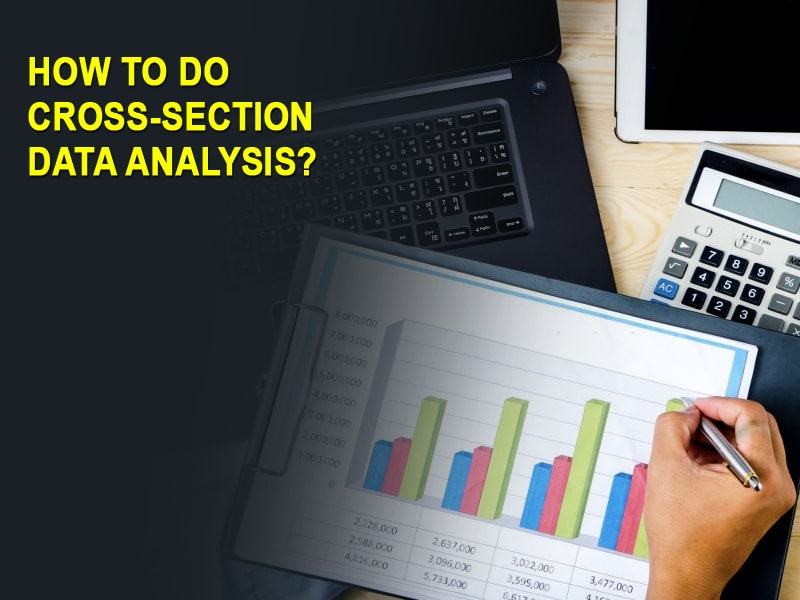 How to do cross-section data analysis?